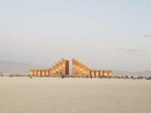 The Temple, Burning Man 2019
