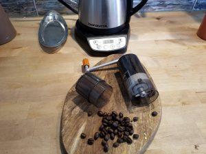 Hand Ground Coffee