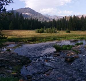 Leave No Trace San Joaquin River